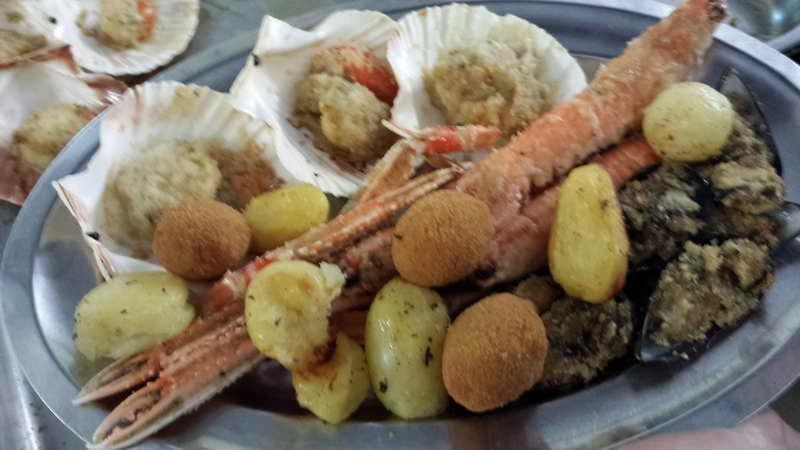 Albergo Ristorante Riccione Cucina pesce