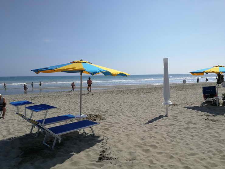 Albergo Riccione spiaggia