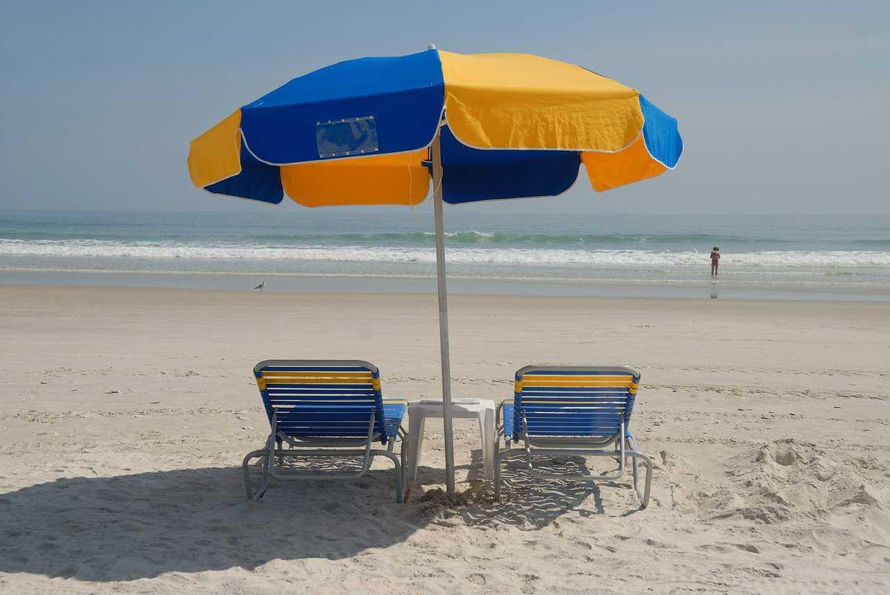 Riccione All Inclusive servizio spiaggia