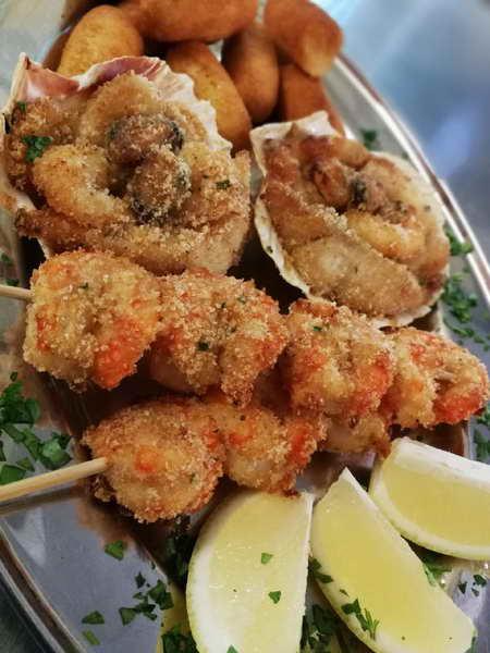 Albergo Riccione cucina Pesce