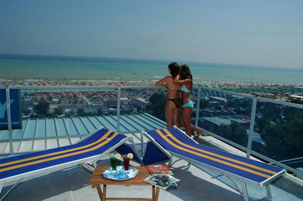 All Inclusive Riccione Vista Mare albergo