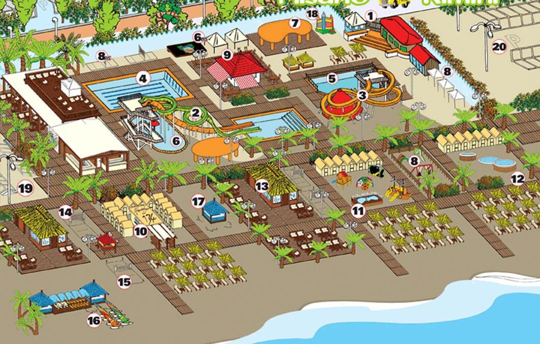 Riccione Beach Village